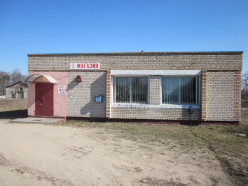 Сельский магазин в Брановичах выставили на продажу за почти $14 000