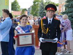 33 выпускника школ в Слуцком районе стали медалистами