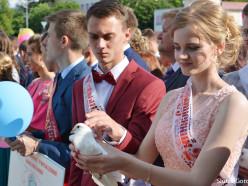 Районный выпускной бал пройдёт в Слуцке 9 июня