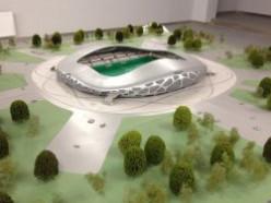 Открывается стадион «Борисов-Арена»