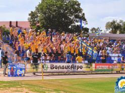 Во время матча Слуцк — БАТЭ задержано 10 фанатов БАТЭ