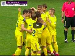 «Слуцк» забил первый с начала сезона мяч в ворота БАТЭ - и пропустил три гола
