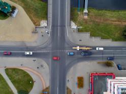 Есть ли проблема с разметкой на перекрёстке возле «Белтелекома»? Мнение случчанина