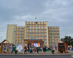 Праздник «Слуцкие пояса» собрал около 500 народных умельцев