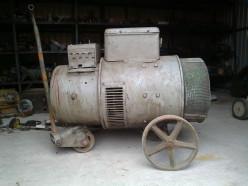 У ПМК-225 украли сварочный генератор