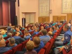 Глава «Белгоспищепрома» провёл встречу с коллективом «Слуцкого сахарорафинадного комбината»
