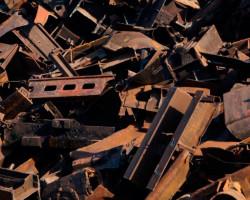 У случчанина изъято 20 тонн лома чёрного металла