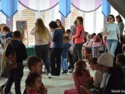 В СШ №11 прошла традиционная благотворительная ярмарка