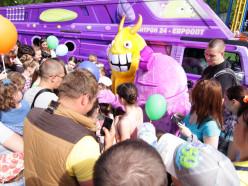 Бонстики вернулись и едут в Слуцк. 30 мая в городском парке