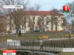 БТ рассказывает о подготовке Слуцка к празднованию 900-летия города