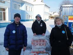 Водители Слуцка закупили и передали необходимые вещи Дому ребёнка