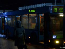 21 апреля городской пассажирский транспорт будет организован по расписанию понедельника