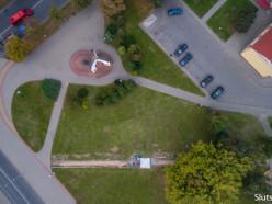 Стало известно, что за памятник установят в Слуцке за Центром детского творчества