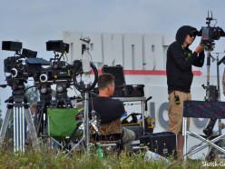В Слуцке начались съёмки сериала «Чернобыль». Большой репортаж