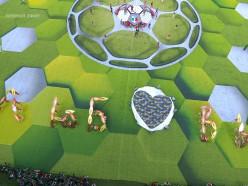 В России официально открылся Чемпионат мира по футболу