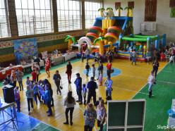 Проходит второй семейный фестиваль «Чудесариум» (видео)
