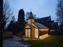 Часовня белорусской церкви в Лондоне признана лучшим религиозным зданием года