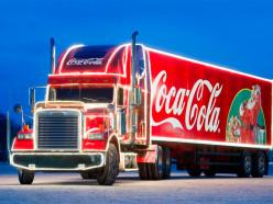 Маршрут грузовика Coca-Cola пройдёт через Слуцк