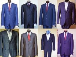 Универмаг «Слуцк»: суперскидки на мужские костюмы, пиджаки и брюки ОАО «Коминтерн»