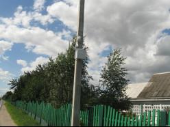 В Солигорске тестируются видеокамеры-«ловушки» для лихачей и бесправников