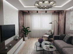 Дизайн интерьеров квартир от слуцкой студии «Smart Home» для новоселов