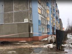 Строители оставили раскрытой кровлю - квартиры на «Сахарном» оказались затоплены