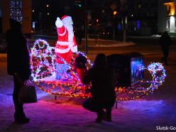 Кражу Деда Мороза раскрыли, подозреваемые задержаны