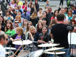 Как прошёл День Молодёжи в Слуцке. +Фото
