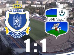 В последнем матче сезона «Слуцк» сыграл вничью и оказался на 9-м месте