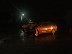 ДТП на улице Ленина: водитель Додж не уступил при выезде со второстепенной дороги
