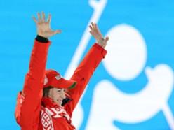 Домрачева взяла вторую золотую медаль!