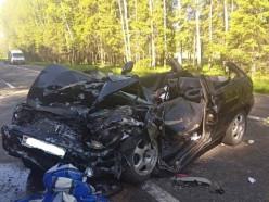 ДТП в Докшицком районе: погибла жительница Слуцка
