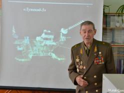 Слуцк посетил водитель легендарных «Луноходов» Вячеслав Довгань. Интервью