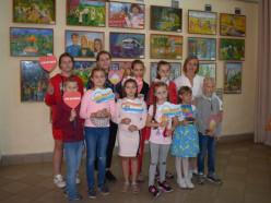 Молодые случчане завоевали дипломы и награды на международном конкурсе «Радуга над Витебском»