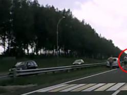 Очередное  ДТП на минской трассе: минчанин сбил 8-летнюю девочку