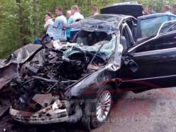 Страшное ДТП в Солигорском районе: BMW врезался в трактор, погибли парень и девушка