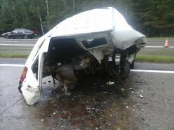 Между Слуцком и Минском в серьёзной аварии пострадала 8-летняя школьница