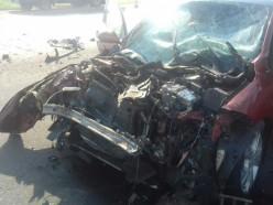 Шесть человек получили травмы в серьёзном ДТП между Слуцком и Солигорском, из них 4 - дети
