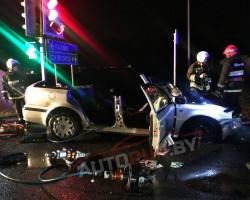 Серьёзная авария между Слуцком и Солигорском, два человека погибли (обновлено)