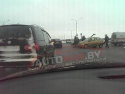 ДТП среди бела дня в Солигорске: водитель в реанимации