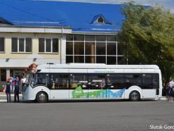 Директор «Белкоммунмаш»: в Слуцке гибридный автобус смог достичь экономии в 14%