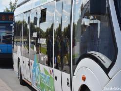 Автопарк №2 возобновляет два городских рейса