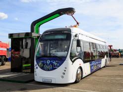 15 электробусов планируют закупить для Слуцка