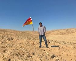 Индиец нашел ничейную землю между Египтом и Суданом и провозгласил себя ее королем