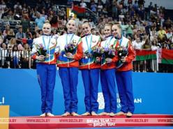 В числе участников II Евроигр Карина Ярмоленко и Александр Василевский, начинавшие свой путь в большой спорт на Случчине