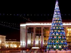 Главная елка Беларуси в этом году будет
