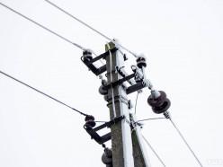 В Слуцком районе без света остаются 3500 человек