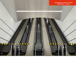 В минском метро впервые поставят белоруские эскалаторы — из Солигорска