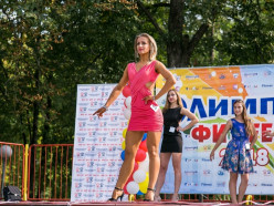 Случчанка выиграла турнир по модельному фитнесу