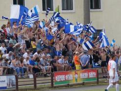 Во время матча «Слуцк» - «Шахтёр» было задержано 34 футбольных фаната